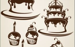Vector-Cake