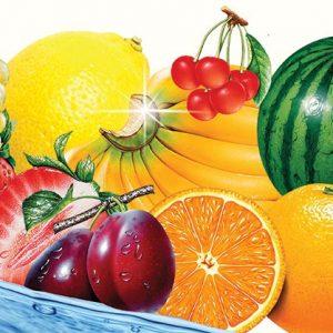 بنر میوه فروشی لایه باز